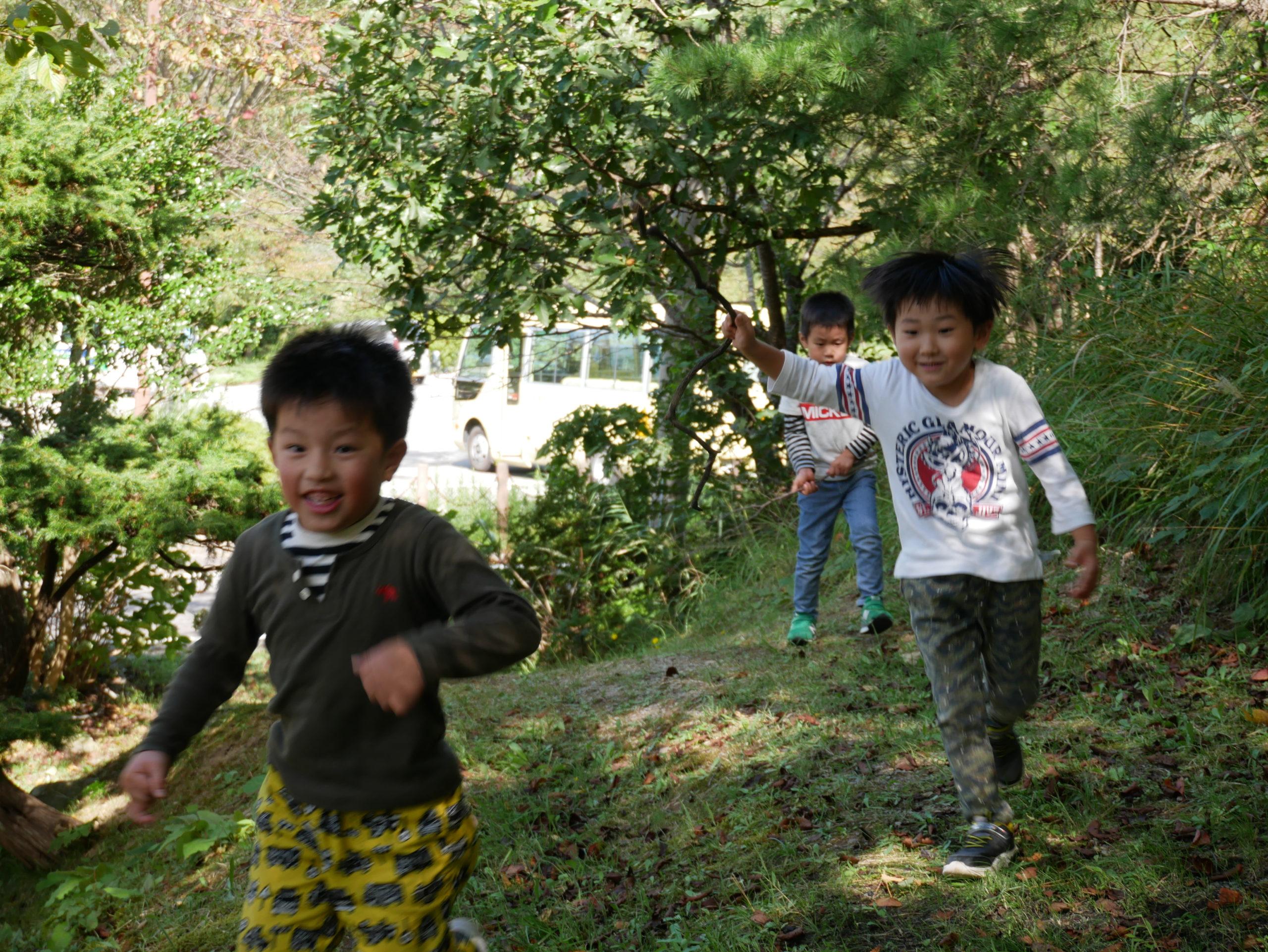 Let's Go!親子ハイキング 4,5歳児【真野第1保育園】