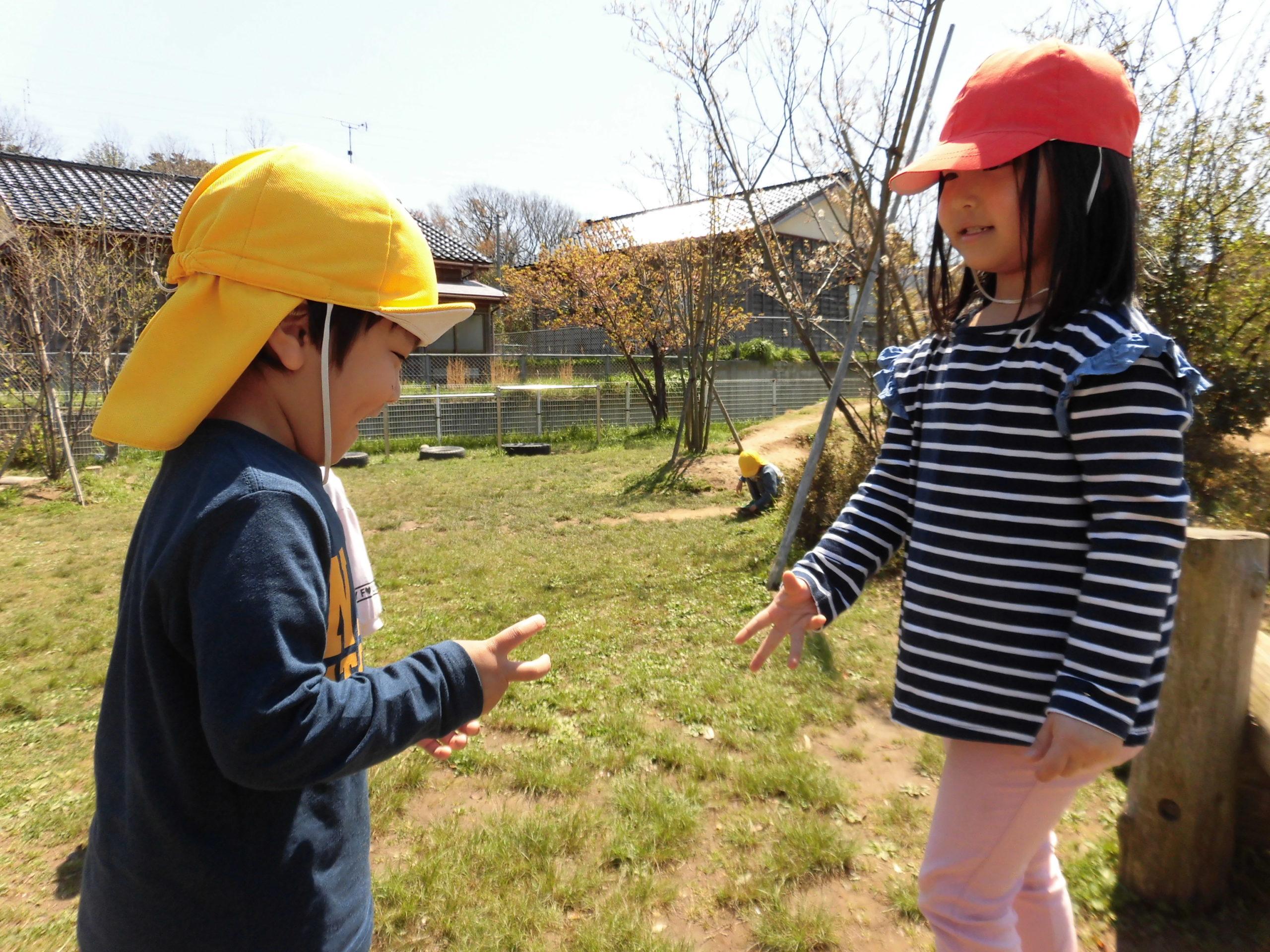 4月のひまわり組さん【真野第1保育園】