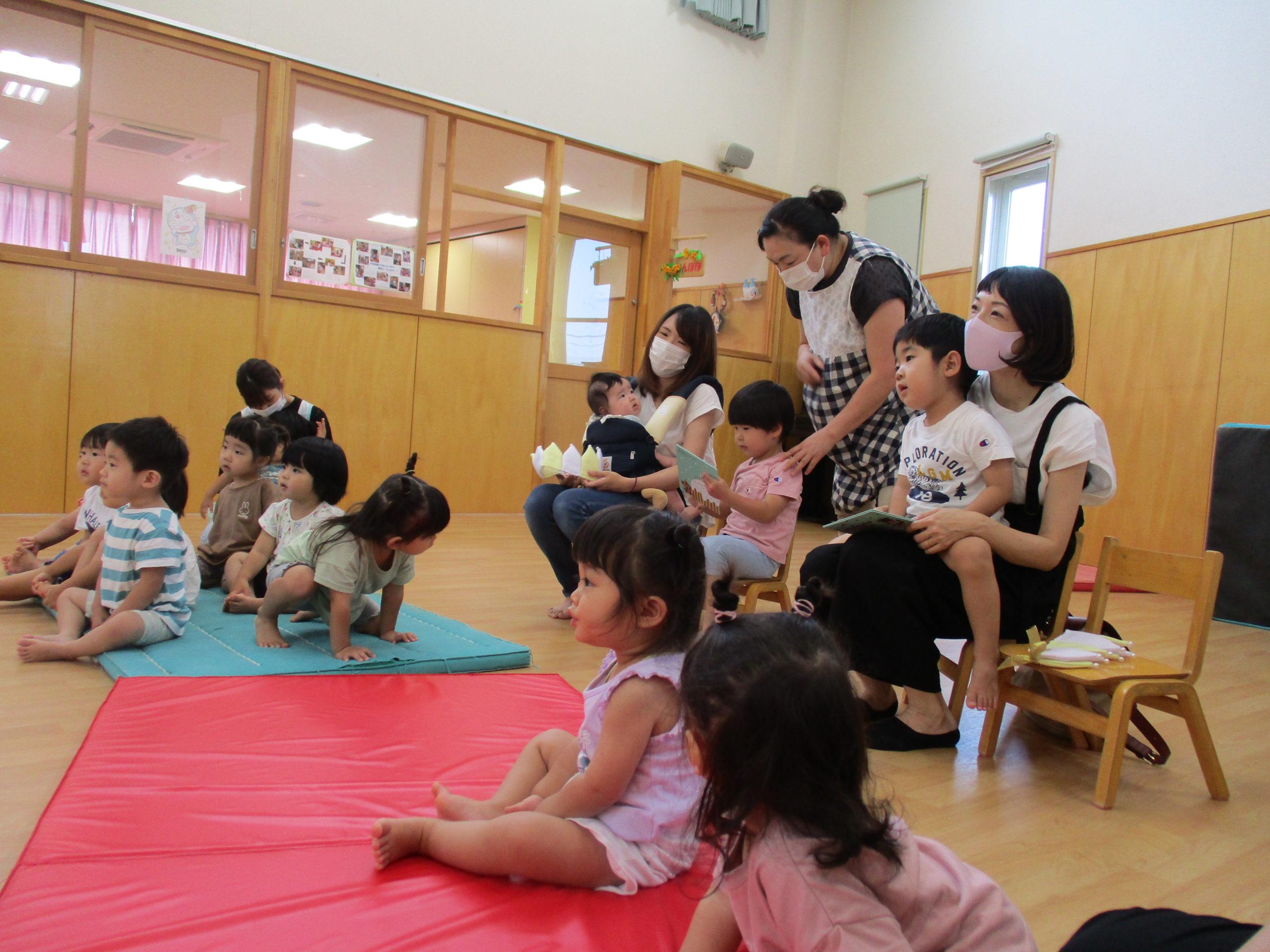 なかの乳児保育園